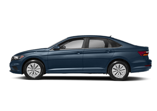 New Volkswagen Jetta near Brownsville
