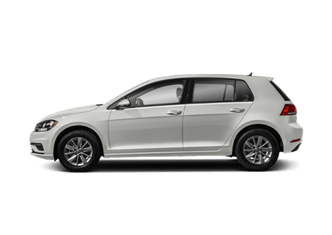 New Volkswagen Golf in Van Nuys