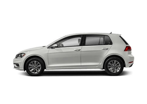 New Volkswagen Golf in Mission