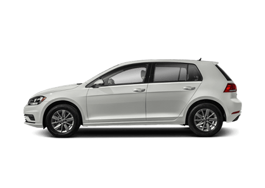 New Volkswagen Golf near Brownsville