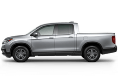 New Honda Ridgeline at Salinas