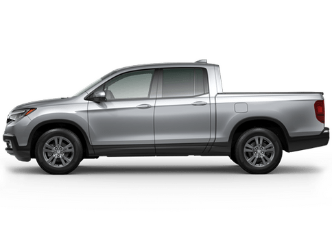 New Honda Ridgeline in