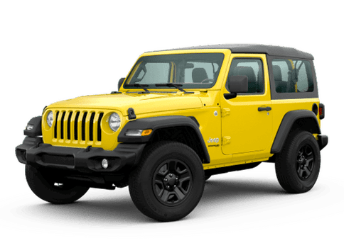 New Jeep Wrangler in Littleton