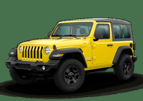 New Jeep Wrangler in Littleton