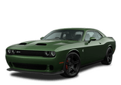 New Dodge Challenger SRT at Littleton