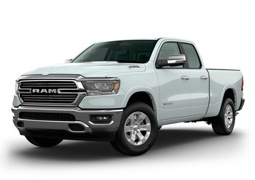 1500 Laramie Quad Cab 6'4' box 4x4
