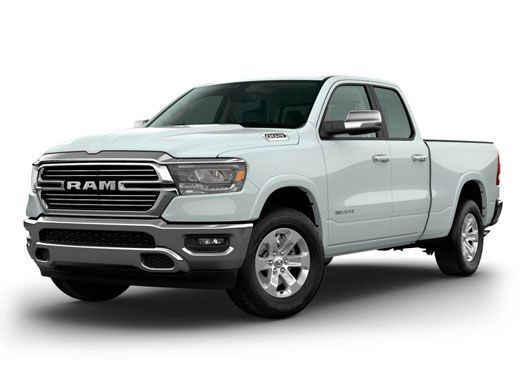 1500 Laramie Quad Cab 6'4' box 4x2