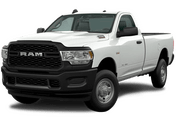 New RAM 2500 at Littleton