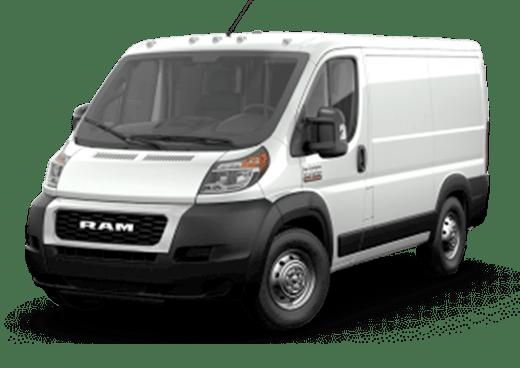 New RAM ProMaster Cargo Van near Littleton