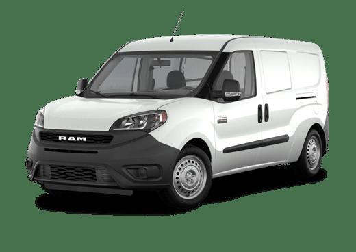 ProMaster City Tradesman Cargo Van