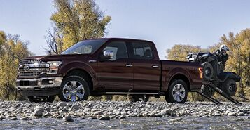 F-150 SERIES AND APPEARANCE PACKAGES