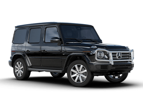 New Mercedes-Benz G-Class in Buena Park