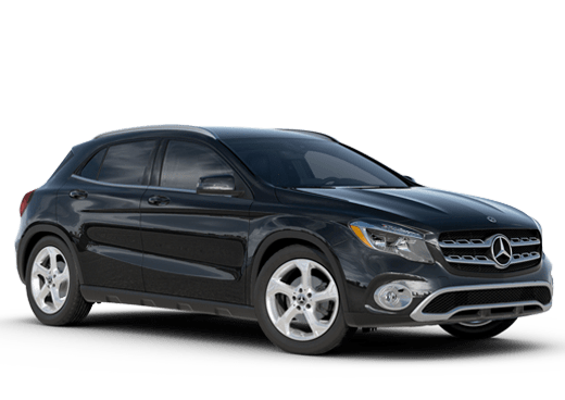 New Mercedes-Benz GLA near Fort Lauderdale