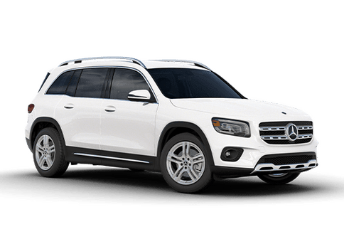 New Mercedes-Benz GLB in Houston