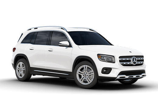 New Mercedes-Benz GLB near Fort Lauderdale
