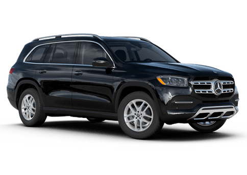 New Mercedes-Benz GLS in Buena Park