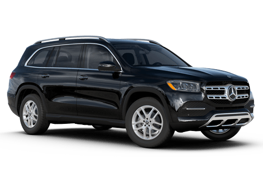 New Mercedes-Benz GLS near Fort Lauderdale