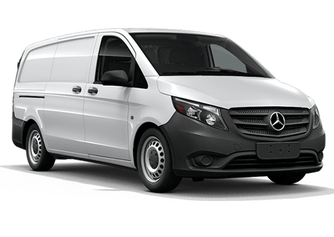 New Mercedes-Benz Metris Cargo Van in San Jose