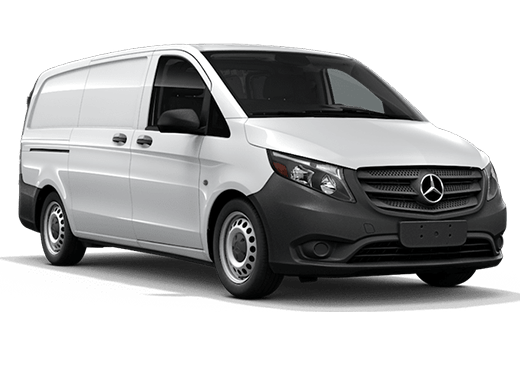 New Mercedes-Benz Metris Cargo Van near Fort Lauderdale
