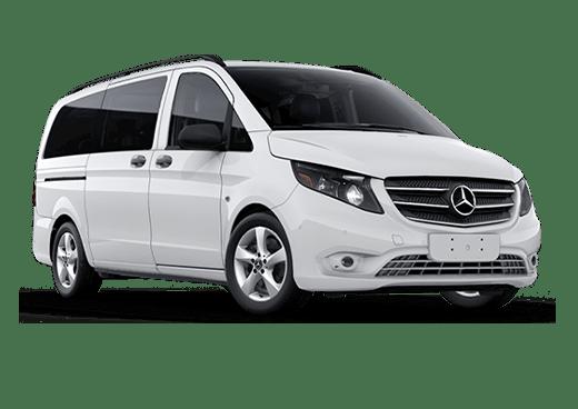 New Mercedes-Benz Metris Passenger Van near Torrance