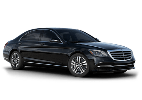 New Mercedes-Benz S-Class in San Jose