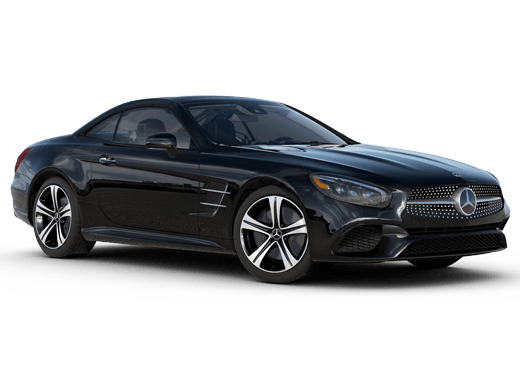 New Mercedes-Benz SL near Fort Lauderdale