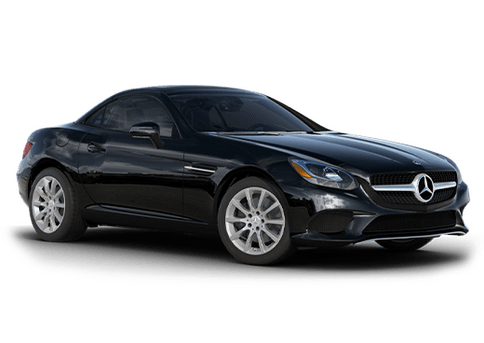 New Mercedes-Benz SLC in Miami