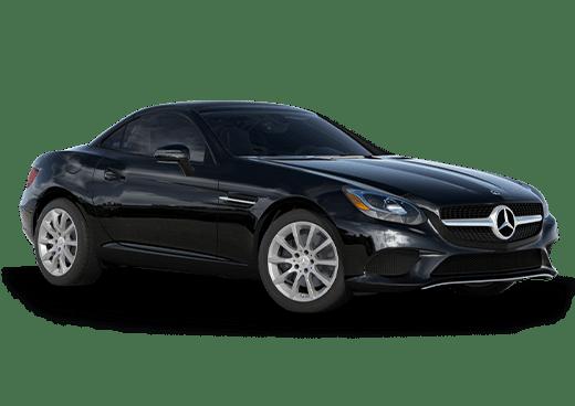 New Mercedes-Benz SLC near Pompano Beach
