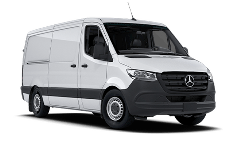 New Mercedes-Benz Sprinter Cargo Van in Houston