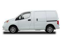 New Nissan NV2500 at Eau Claire