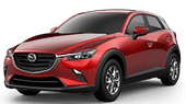 New Mazda CX-3 at Corona
