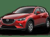 New Mazda CX-3 at Las Vegas