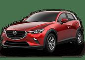 New Mazda CX-3 at Midland