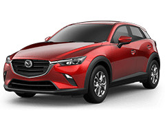 New Mazda CX-3 at Memphis