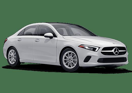 New Mercedes-Benz A-Class near Torrance