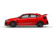 New Honda Civic Type R at Jacksonville