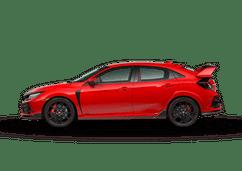 New Honda Civic Type R at Dayton