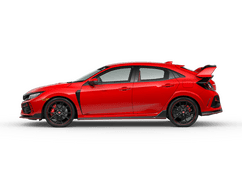 New Honda Civic Type R at Cayey