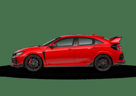 New Honda Civic Type R near Salisbury