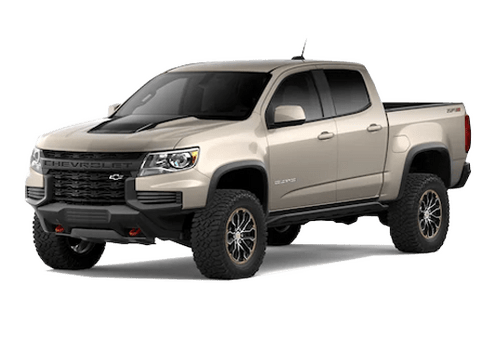 New Chevrolet Colorado in Raleigh