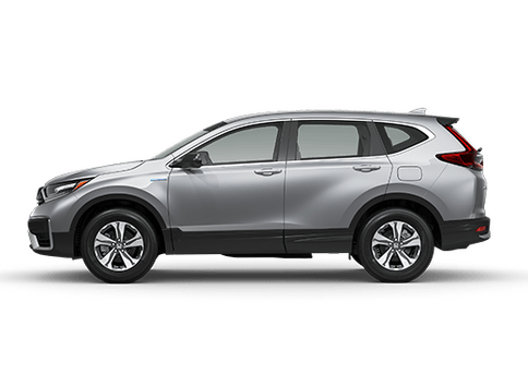 New Honda CR-V Hybrid in