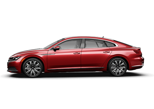 New Volkswagen Arteon near Lexington