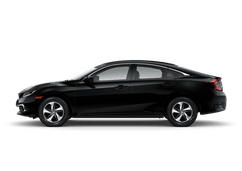 New Honda Civic Sedan at Ponce