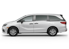 New Honda Odyssey at Cayey