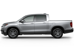 New Honda Ridgeline at Ponce