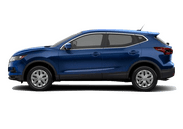 New Nissan Qashqai at Wilkesboro