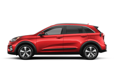 New Kia Niro EV in Raleigh