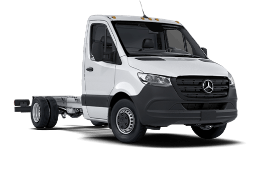 New Mercedes-Benz Sprinter Cab Chassis near Bellingham