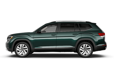 New Volkswagen Atlas in Daphne