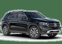 New Mercedes-Benz GLE at Oshkosh